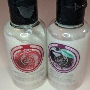 The Body Shop Shimmering Body Lotion